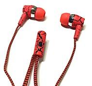 Наушники для наушников-вкладыши 3,5 мм с микрофоном для сотового телефона samsung s4 / s5 / s6 / s7