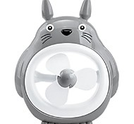 The Cartoon Totoro Big Fan USB Charging Creative Child Portable Small Fan