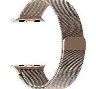 Миланская петля для часов яблока 38 мм 42 мм нержавеющая сталь замена ремешка для часов