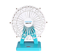 Air Cooling Fan Cool and Refreshing Touch Switch Wind Speed Regulation Battery