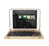 Para la manzana ipad mini 4/3 2 1 cubierta del caso con el teclado auto del sueño / de la estela tirón caso completo del cuerpo color