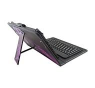 Назначение Чехлы панели со стендом с клавиатурой Флип С узором Чехол Кейс для Бабочка Твердый Искусственная кожа для AppleIPad pro 10.5