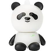 Мультяшная пластиковая панда 32gb usb2.0 высокоскоростная флеш-память u дисковая карта памяти