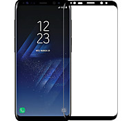 Nillkin Screen Protector for Samsung Galaxy S8 PLUS Fullscreen Tempered Glass HD Scratch Proof   9H Hardness 3D Arc Edge Thickness 0.1mm 1pcs