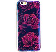 Para iphone 7 plus / iphone 7case capa de capa traseira soft tpu para apple iphone 6s plus / iphone 6
