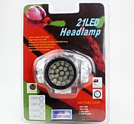 Headlamps LED Lumens 1 Mode LED AAA Camping/Hiking/Caving Everyday Use Cycling/Bike Hunting Climbing Outdoor ABS