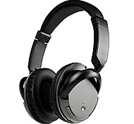 Bluetooth Headphones V4.0 Comfortable Wireless Headset with Built-in Mic & Wired Connect 3.5mm Good Sound Quality