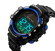 SKMEI® 1129  Men's Woman Watch Outdoor Sports Multi - Function Watch Waterproof Sports Electronic Watches 50 Meters Waterproof