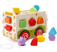Bausteine Steckpuzzles Für Geschenk Bausteine 1-3 Jahre alt 3-6 Jahre alt Spielzeuge