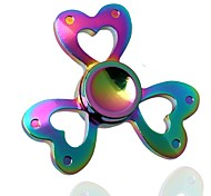 Fidget Spinner Hand Spinner Toys Tri-Spinner Metal Brass EDCStress and Anxiety Relief Office Desk Toys for Killing Time Focus Toy