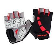 Спортивные перчатки Универсальные Перчатки для велосипедистов Лето Осень Велоперчатки Велоспорт Пригодно для носки Дышащий ЛайкраПерчатки