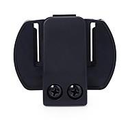 Headset V4/V6 Bluetooth Motorcycle Interphone Motorbike Helmet Intercom Headset Bracket Clip Holder V6 Clip Bracket accessories