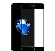 Mocoll® para el iphone 7 más 3d curvó la frontera suave blue ray de alta definición wearable rasguño huella dactilar móvil película del