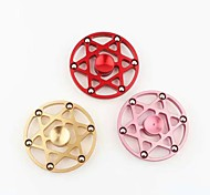 Hand Spinner Toys Round Metal EDC Stress and Anxiety Relief