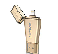 Eaget i50 32g otg usb3.0 raio criptografado mfi certificado flash drive u disco para iphone ipad pc