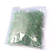 Светодиодный 5-миллиметровый зеленый светодиод (1000 шт.)
