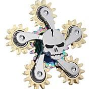 Fidget Spinner Hand Spinner Spinning Top Toys Toys Novelty Brass Zinc Alloy EDC Focus Toy