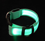 Collar Portable Adjustable LED Light Solid Nylon
