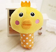 Cat Toy Dog Toy Pet Toys Interactive Plush Toy Squeaking Toy Cute Squeak / Squeaking Elastic Flexible Durable Chicken & ChickFabric