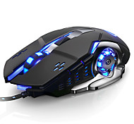 G3 6 keys 3200DPI USB Wired Game Mouse with 120cm Cable