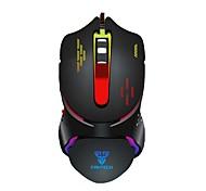 Fantech g10 регулируемый dpi 4d оптический компьютер геймер мышь настольная профессиональная игровая мышь