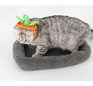Кошка Банданы и шляпы Одежда для собак Хэллоуин Тыква Зеленый
