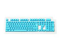 Верхняя печатная кнопка pbt keycap 106 для механической клавиатуры полупрозрачная высота oem