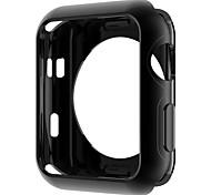 Для hoco apple watch iwatch серия 2 tpu защитный чехол покрытие покрытие оболочка бампер чехол протектор