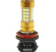 Sencart 1pcs h11 pgj19-2 проблесковая лампочка водить автомобиль указатель поворота лампа подсветки лампочки (белый / красный / синий /