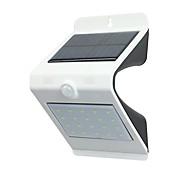 L80 20led солнечные огни наружный двор pir датчик человеческого тела легкий сенсорный переключатель висячие стены