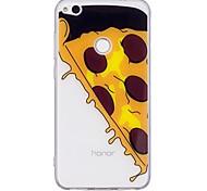 Чехол для huawei p10 lite p10 чехол для пиццы шаблон tpu материал imd craft для мобильного телефона для huawei p8 lite (2017)