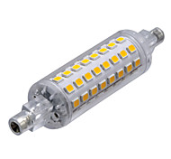 3W LED лампы типа Корн T 64 SMD 2835 300 lm Тёплый белый Холодный белый Естественный белый AC 220-240 AC 110-130 V 1 шт. R7S