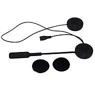 Мотоцикл V4.0 Гарнитуры Bluetooth Висячий стиль уха Для спорта
