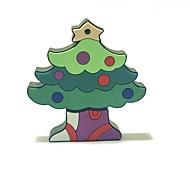 64gb рождество usb флеш-накопитель мультфильм творческая рождественская елка рождественский подарок usb 2.0
