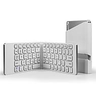 Bluetooth Эргономичная клавиатура Складной Для Windows 2000/XP/Vista/7/Mac OS Андроид OS iOS iPad 4 iPad mini iPad mini 2 iPad mini 3