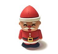 64gb рождество usb флеш-накопитель мультфильм творческий Санта-Клаус рождественский подарок usb 2.0