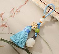 сумка / телефон / брелок charms кисточка мультфильм игрушка нейлон tagua гайка