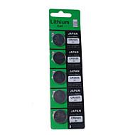 CR2025 3V cell batterij-knop (5-pack)