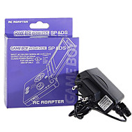 universal de viaje adaptador / cargador para nintendo ds / gameboy advance sp