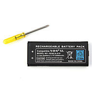 Rechargeable Battery Pack for Nintendo DSI XL (2000mAh)