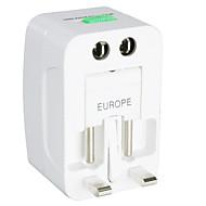 All-in-One-Universalnetzstecker-Adapter (für internationale Reisen)