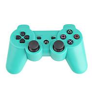 Trådløs Controller til PS3 (Grøn)