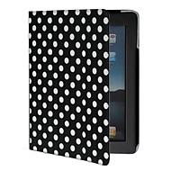 Dot PU Leather for iPad 2/3/4 (Black)