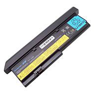 Batterie 9 cellules pour IBM Lenovo ThinkPad X200 X200s X201 X201i X201s 42t4650 43R9253 42t4534 42t4535 42t4536 42t4537