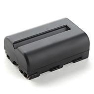 ismart Batteri för Sony DSLR-A100, A200, A300 DSLR-A350, A700, A900