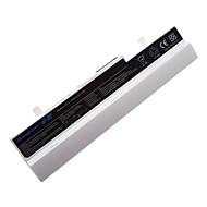 batteri for Asus Eee PC 1005 1101ha 1005h 1005ha 1005hab 1005p 1005pe al31-1005 al32-1005 pl31-1005 tl31-1005 hvit
