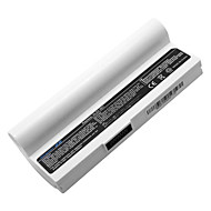 batteri for Asus Eee PC 901 904 1000 t 1000 1000ha 1000hd 1000HE 904hd al22-901 ap23-901 al23-901 901h al24-1000 hvit