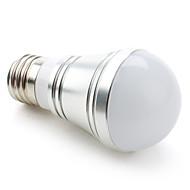 3w e26 / e27 βολβοί λαμπτήρες σφαιριδίων a50 9 smd 5730 250-300 lm ζεστό λευκό / δροσερό λευκό / φυσικό λευκό dc 12 v