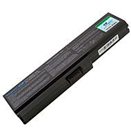 batteri for toshiba satellitt c650d c655 c655d