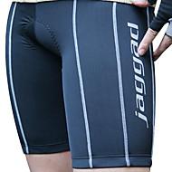 JAGGAD Ciclismo Fundos / Shorts / Shorts Acolchoados Homens Moto Respirável / Secagem Rápida / Tiras Refletoras NailomS / M / L / XL /